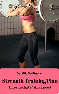 In this document you will find cardio suggestions and a day by day strength training plan on a 3 week rotation for a 5 & 6 day split including full color pictures of each exercise. This is a perfect guide to up your game. Strength Training Workouts, Training Plan, Weight Loss Blogs, Bikini Workout, Fit Chicks, Bikini Bodies, Lose Belly Fat, Cardio, Color Pictures