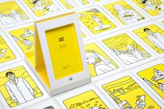 """2016 cashslide CalendarThis calendar was produced to promote the reward-based mobile app called """"cashsilde"""" which provides benefits to the users by utilizing their lock screen. The concept of this calendar is to give a feeling of having a picture book a… Game Card Design, Board Game Design, Brand Packaging, Packaging Design, Branding Design, Graphic Design Brochure, Creative Calendar, Calendar Design, Dm Poster"""