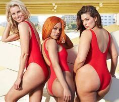 Plus Size Model Watch, Ashley Graham, swimsuitsforall