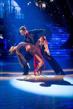 ALJAZ SKORJANEC STRICTLY COME DANCING TV SHOW INSPIRED TOPLESS KEYRING