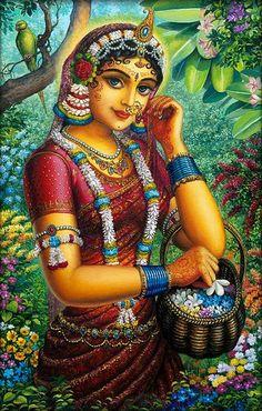 Happy Birthday Radharani