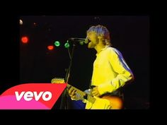▶ Nirvana - Smells Like Teen Spirit (Live at Reading 1992) - YouTube