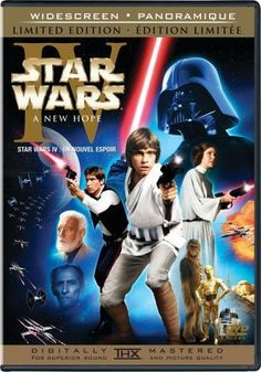 Star Wars Episode 4: A New Hope - The movie that changed how we look at movies, and how they're made