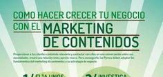 Como Hacer Crecer tu Negocio con el Marketing de Contenidos