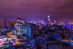 Saigon boxes Photo by Craig Hamnett - 2016 National Geographic Travel Photographer of the Year National Geographic Travel, Year 2016, Your Shot, Travel Photographer, Amazing Photography, Vietnam, Skyscraper, New York Skyline, Times Square
