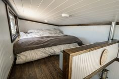 The Triton From Wind River Tiny Homes - TINY HOUSE TOWN