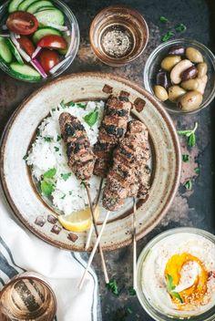 Vegan Koftas With Lemon-Tahini Sauce   A Healthy Slice of Life