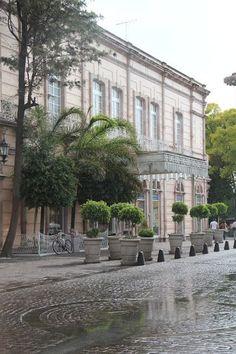 Bonita postal de la calle Madero les damos los excelentes Aguascalientes, México: