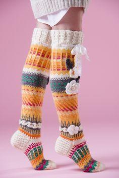 Knitting Socks, Leg Warmers, Underwear, Sewing, Crochet, Casual, Handmade, Women, Koti