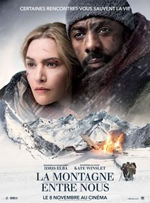 We've been sent a new international poster of The Mountain Between Us, the upcoming survival romantic drama thriller movie directed by Hany Abu-Assad and starring Kate Winslet and Idris Elba: Films Hd, Hd Movies, Movies To Watch, Movies Online, Movies And Tv Shows, Movie Tv, Movies Free, Idris Elba, Kate Winslet