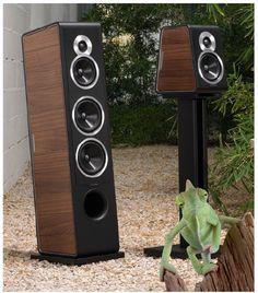 Sonus faber Chameleons go nuts | Sound+Image | News | AVHub