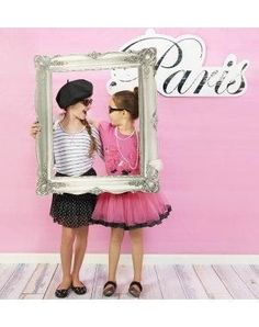Paris Damask - Photo Booth Kit