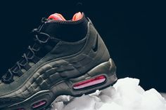 3ace2b753d64 A Closer Look at the Nike Air Max 95 Sneakerboot in