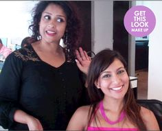 Sunita Brace & MissMalini