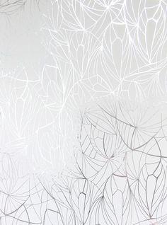 Leaf - Covered Wallpaper