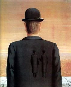 The spirit of adventure - Rene Magritte