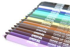 The New Make Up For Ever Aqua XL Eye Pencils Are THE Eyeliners of all Eyeliners