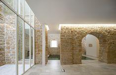 Rehabilitation Ancient Royal Butcher XVI Century in Porcuna,© Javier Callejas