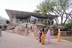 National Park of Mali / Kere Architecture. Image © Iwan Baan