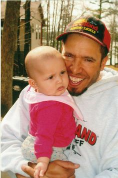 Eve and Daddy!