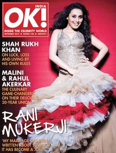 OK! INDIA  Magazine - Buy, Subscribe, Download and Read OK! INDIA on your iPad, iPhone, iPod Touch, Android and on the web only through Magzter