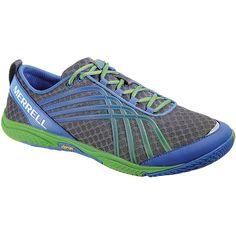 Merrell Men's Road Glove 2 Style #: J42203 | #TheShoeMart #Minimalist #Running #Shoe #Natural #Barefoot