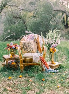 Bohemian bridal shower inspiration | http://fabmood.com #bridalshower #wedding