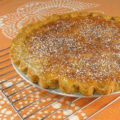 Coconut Custard Pie - Baking with the Cake Boss