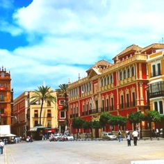 Seville , Spain .. What an awesome trip!