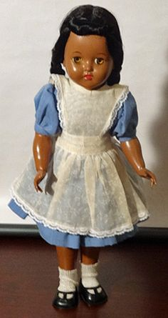 Childhood of black dolls spawns love for collecting | Auction Finds