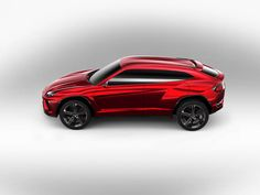 Lamborghini Is Building a 600HP SUV    For those who can afford the gas !