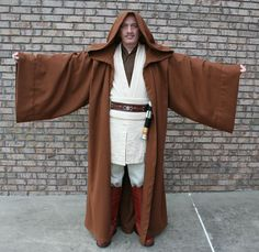 An excellent tutorial I've been using for a jedi robe.