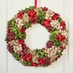 DIY Christmas Wreaths - Holiday Decor and Crafts - Good Housekeeping