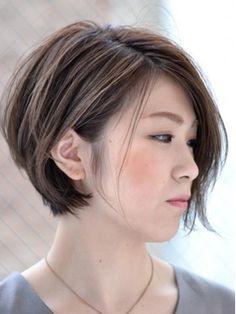 【M.SLASH】メッシュで艶めく都会派ボブ - 24時間いつでもWEB予約OK!ヘアスタイル10万点以上掲載!お気に入りの髪型、人気のヘアスタイルを探すならKirei Style[キレイスタイル]で。