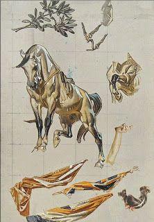 Leyendecker, original preliminary oil painting, illustration art for Saturday Evening Post cover. Art And Illustration, American Illustration, Jc Leyendecker, Art Studies, Horse Art, Creature Design, Animal Paintings, Oil Paintings, Art Inspo