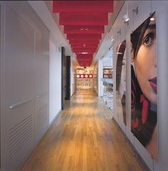 L'oreal Office-Habif Architects