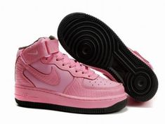 Scarpe Nike Air Force Ones Donne Rosa Officia Scontate Bugatti d66976f2e4c