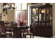 Shop For Legacy Classic Furniture Portfolio China Buffet And Hutch 1690 370 372 Other Dining Room Cabinets At Overstock In Alexandria VA