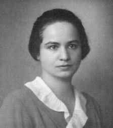 Marietta Blau, física | Efemérides | Mujeres con ciencia