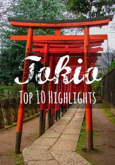 Super lesenswert: Die Top Ten Tokio Highlights von PASSENGER X