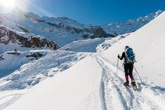 12 leichte Schneeschuhwanderungen in der Schweiz - als nuff! Europa Im Winter, Mount Everest, Skiing, Mountains, Nature, Travel, Snow Boots, Tours, Switzerland