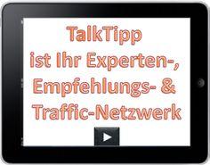 Margit Lauterbach lädt dich ein zu: TalkTipp -das Experten-, Empfehlungs-,& Traffic-Netzwerk: http://hitlink.me/609xc3