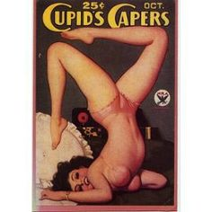 Cover cupids capers