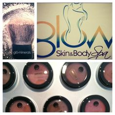 glo•minerals - Glow  A great partnership