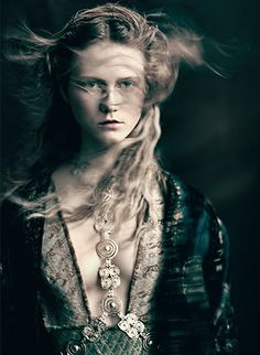 By Paolo Roversi, Valentino for Vogue Italia, Couture Supplement, March 2016.