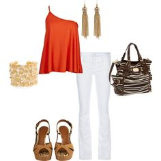 Spring Outfit - March 20 2012, created by nikki-dclx