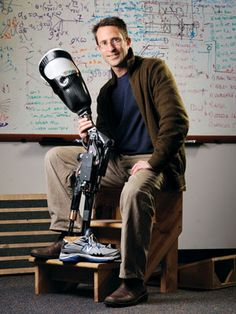 PopMech Breakthrough Award winner Michael Goldfarb explains the advancements that will allow incredibly sophisticated prosthetics that act like the real thing.