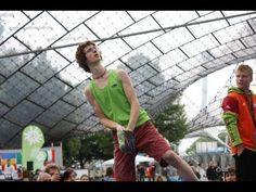 Boulder World Cup Finals Munich 2010: Boulder 1 and 2