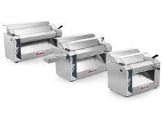 La serie di macchine sfogliatrici Sansone, sono la nuova generazione di sfogliatrici per pasta fresca.