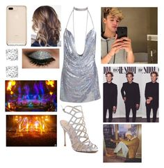 """""""Australia Day 2"""" by haleymbrown on Polyvore featuring Schutz and Asprey"""